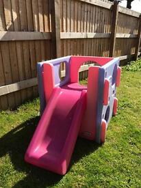 Toddler slide - little tikes