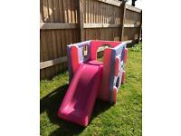 Toddler slide - little tikes