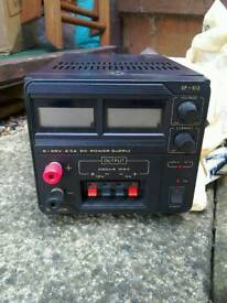 Manson EP613 power supply unit