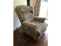 Admiral Rise and Recline Armchair £275 ONO