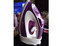 VERY CLEAN EX-DISPLAYED SWAN SI50110 STEAM IRON