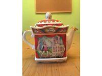 2 Sadler tea pots