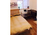 Lovely double bedroom available for short sublet. Dates flexible.