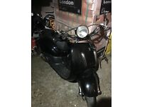 Directbike 125cc project breaking for parts And additional engine