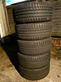 X5 245/40r19 goodyear tyres