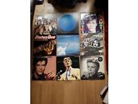David Bowie and Quo mix (collection only)