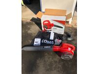 Cobra BV26C Petrol Blower Garden Vac - Boxed in great condition