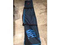 Atomic Ski bag with wheels. Holds 2 pairs of skis. Great condition, used twice.