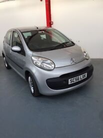 Citroen c1 5 door £20 road tax for year same ca as Aygo or 107