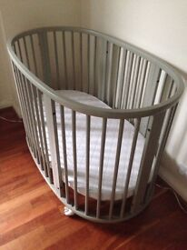 Stokke Sleepi Mini cot/Cot/Cotbed