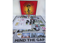 Mind the Gap - An Adventure in London Board Game