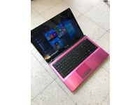 Laptop Asus, Pink! , Core i5, 8.00gb, HDMI, Free Delivery Northampton £140
