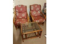 FREE Cane lounge suite