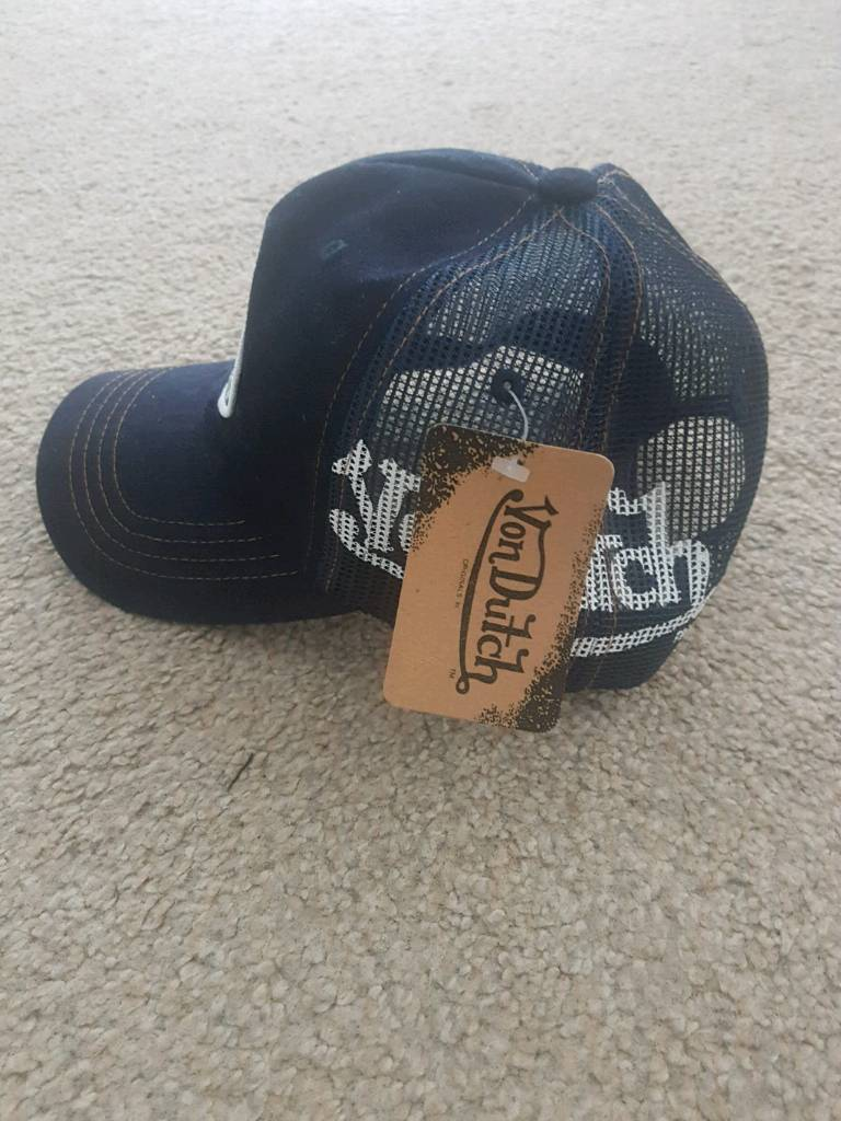 Von Dutch Trucker Cap  bc6fddd59890