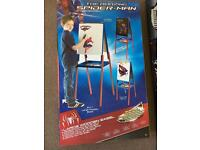 Spider-Man Easel with Stationery