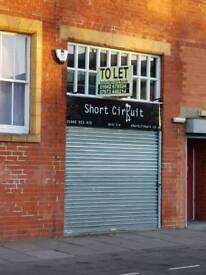 Shop Retail property to let.
