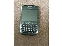 Blackberry 8900 black