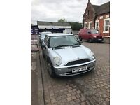 Mini one 2005 54 plate - Full mot - New tyres - Recent new clutch - Drives really well.