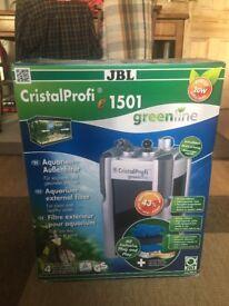 JBL CristalProfi e1501 greenline External filter