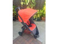 Graco Evo Mini 3 wheeler pushchair