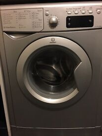 Electric double oven washing machine and fridge freezer as good as nee