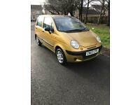 Daewoo Matiz 5 door 800cc engine low mileage