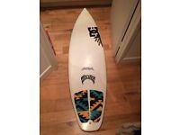 Mayhem FireWire Surfboard FSTI