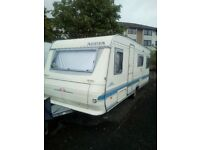Exelent opportunity to purchase a one bedroom tourer £4000 for quick sale