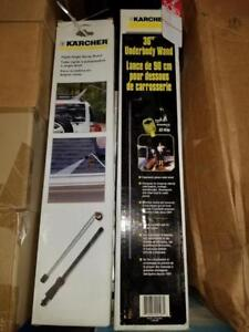 Karcher Spray Wands - Pressure Washer Attachments - Only $40!