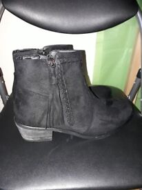 Black shoes size 39 New