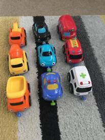 Early learning centre toy cars