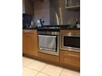Microwave Siemens Integrated Used but working