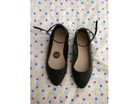 Black primark shoe. uk-4