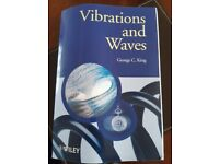 Vibrations & Waves - George C King - A Manchester Physics Series Textbook