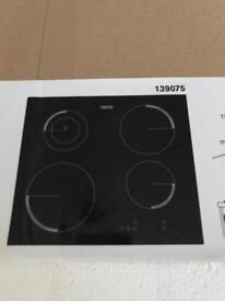 Brand new Zanussi induction hob