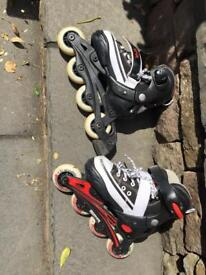 Child's roller blades