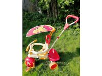 Smart trike 4 in 1 - excellent condition
