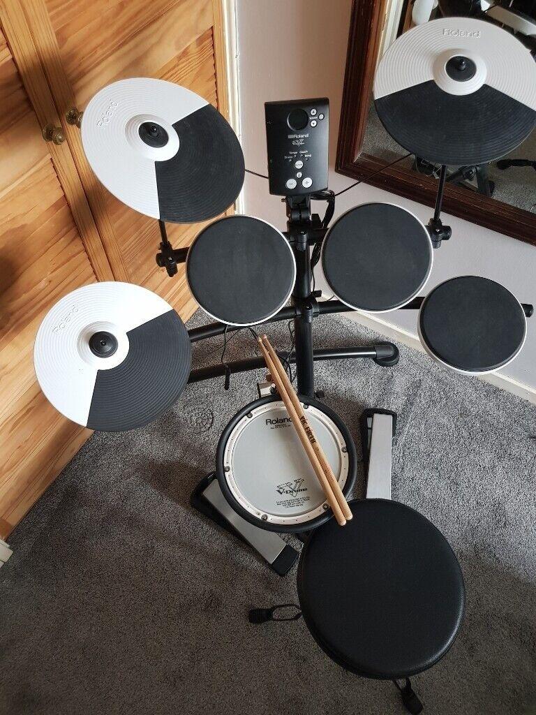 Roland TD-1K V-Drums Series Electronic Drum Kit