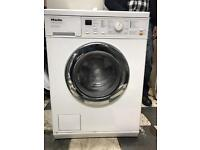 Miele washing mechine water control system