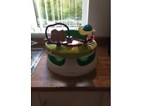 Mamas & Papas snug booster seat with tray