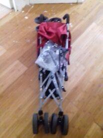Mammas&Pappas Infant Stroller