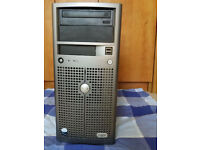 Dell Power Edge 840 Server Quad core CPU X3210 2.13GHZ, 4GB RAM 600GB hdd