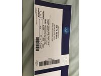 Katy Perry Tickets x2 at the 02