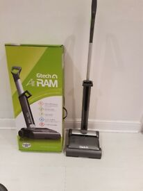 Gtech RAM 22v chargeable hoover