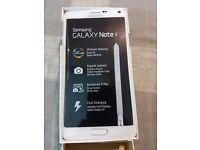 SAMSUNG NOTE 4 WHITE 32GB UNLOCKED BOXED PHONE2