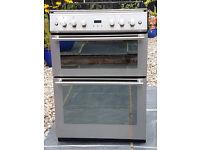 Stoves 61GDOT 60cm Freestanding Gas Cooker - Stainless Steel 444440081