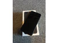 iphone 7 plus - matte black - 128gb - unlocked - boxed