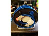 Compressed air hose reel 20m 15mm dia