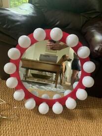 Miss Piggy, The Mupets Edition - Habitat Mirror with lights