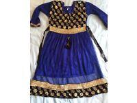 Girls dress suit punjabi